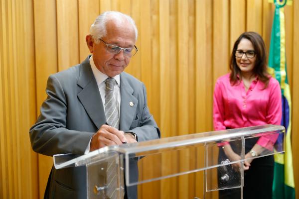 Acordo cederá sistema de pesquisa de jurisprudência do CSJT e do TST para o TRT da 23ª Região (MT)